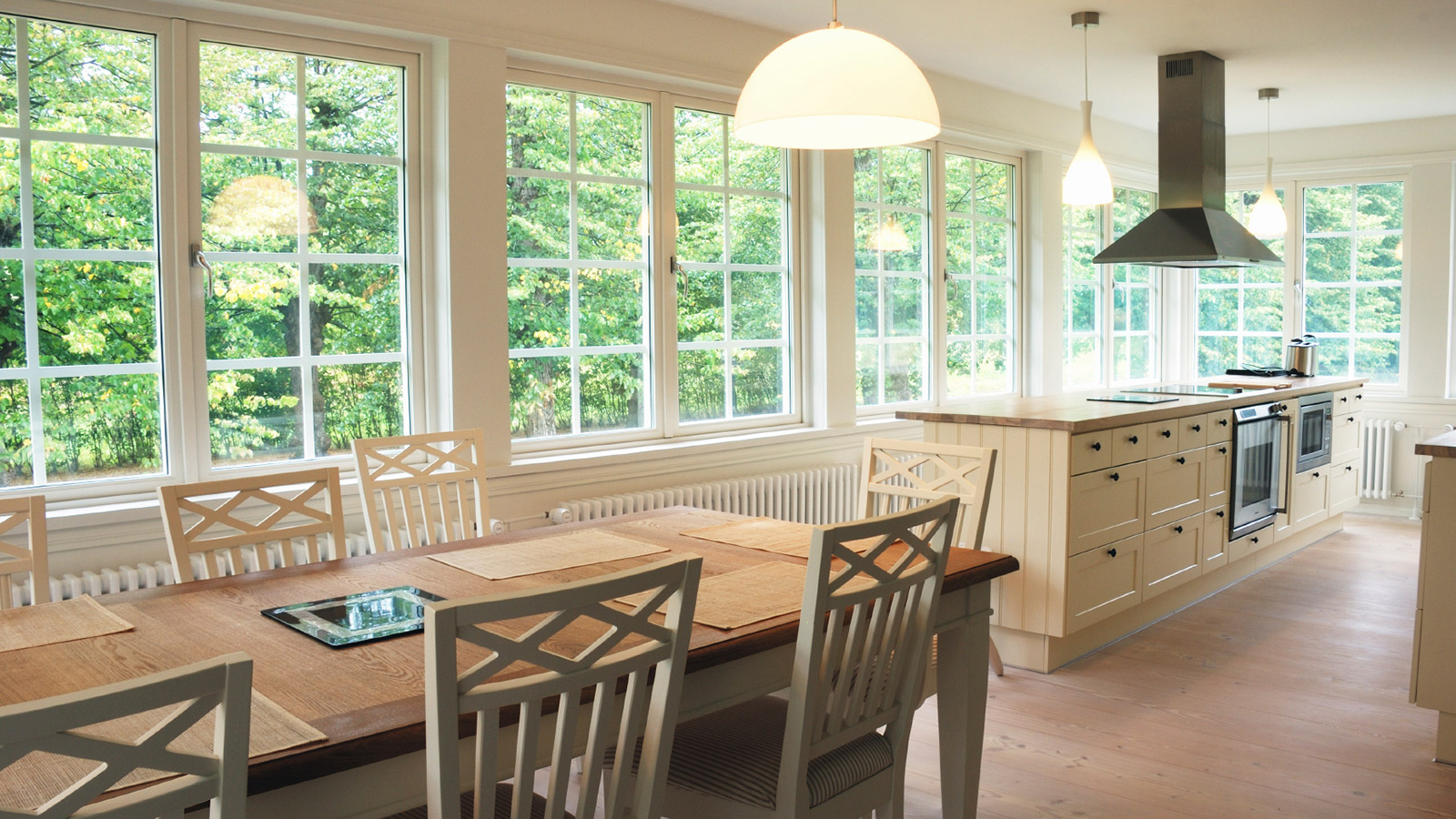 Beautiful Kitchen & Dining room - Replacement Windows in Arizona - Energy Shield Windows and Doors